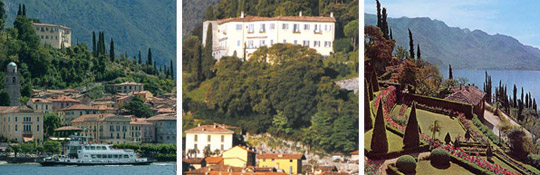 Villa Serbelloni in Bellagio